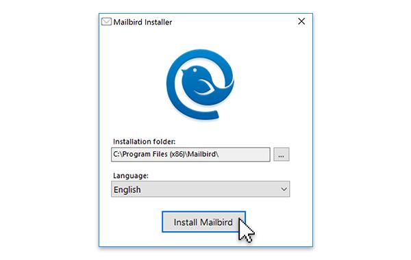 mailbird for windows 10